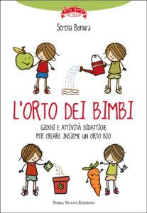 Book Cover: L'orto dei bimbi