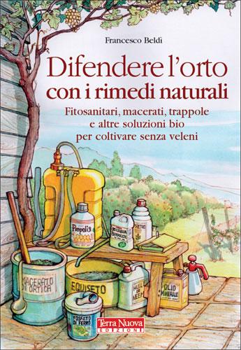 Book Cover: Difendere l'orto con i rimedi naturali