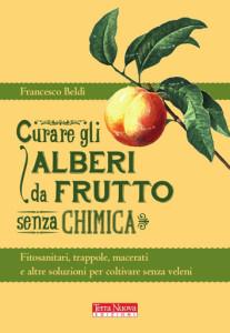 Book Cover: Curare gli alberi da frutto senza chimica