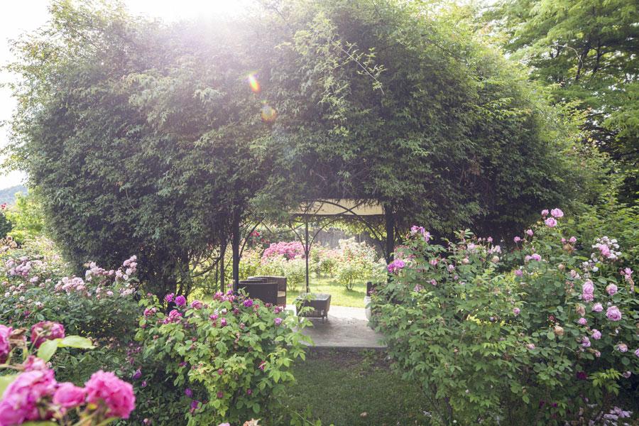 Castello Quistini e il giardino incantato - Rovato (BS)