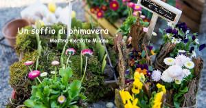Un soffio di primavera Mostra mercato di piante e fiori @ Villa Necchi Campiglio | Milano | Lombardia | Italia